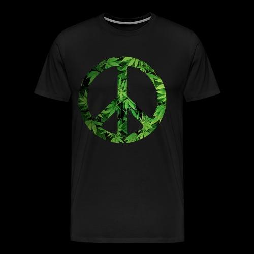 Cannapeace - Men's Premium T-Shirt