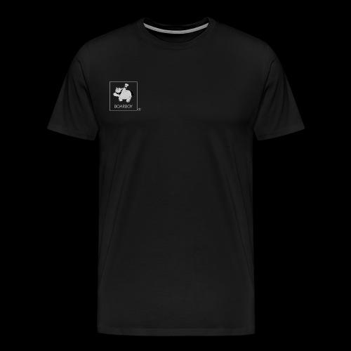 boarboy logo - Men's Premium T-Shirt