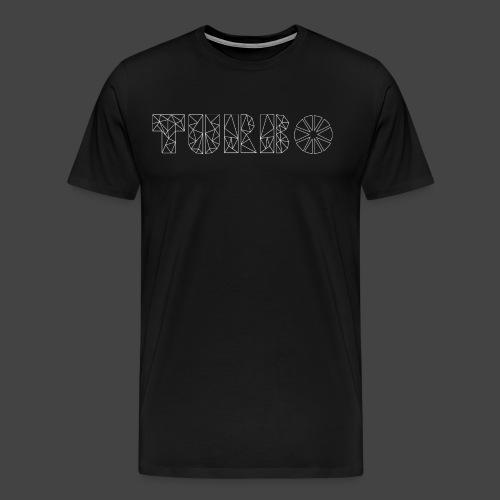 Turbo - Mannen Premium T-shirt