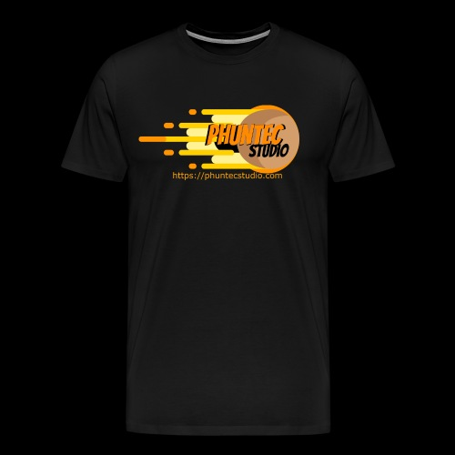 PhuntecStudio Logo - Men's Premium T-Shirt