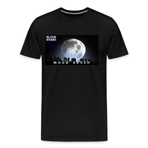 Moon beach - Maglietta Premium da uomo