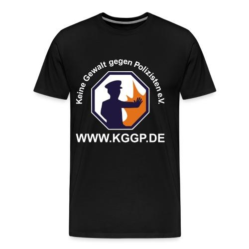logo_invert - Männer Premium T-Shirt