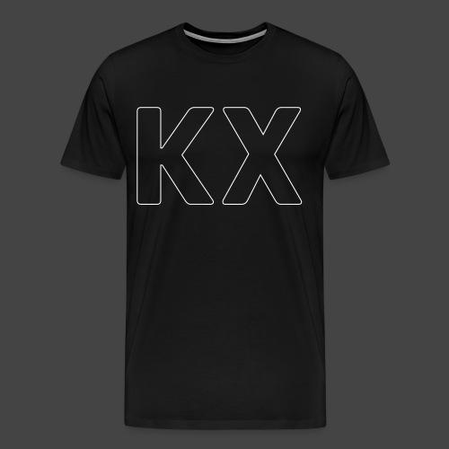 kx - Männer Premium T-Shirt
