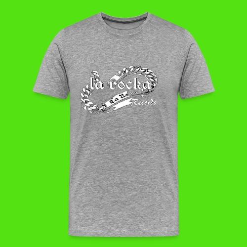 La Rocka black'n'white tp - Men's Premium T-Shirt