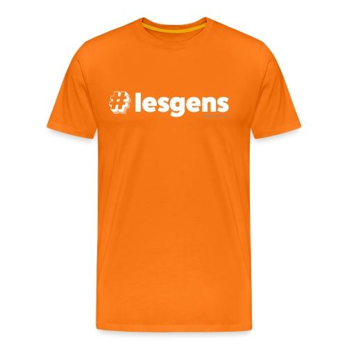 #lesgens - T-shirt Premium Homme