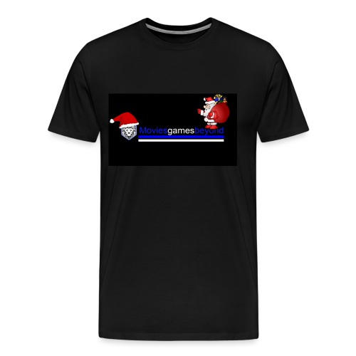 Christmas with us - Men's Premium T-Shirt