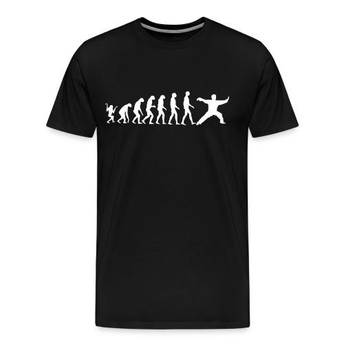Taijiquan Chen-Style Evolution - Männer Premium T-Shirt