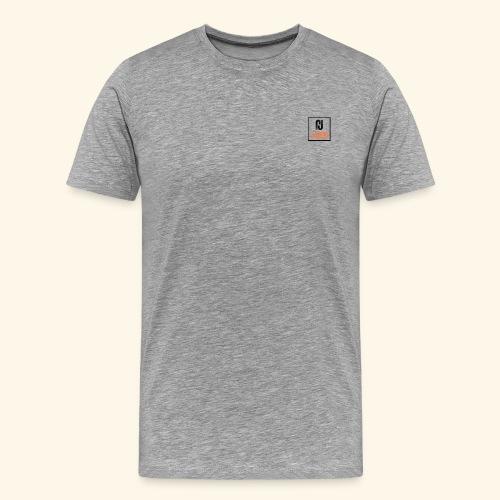 Janni Original Design - Herre premium T-shirt