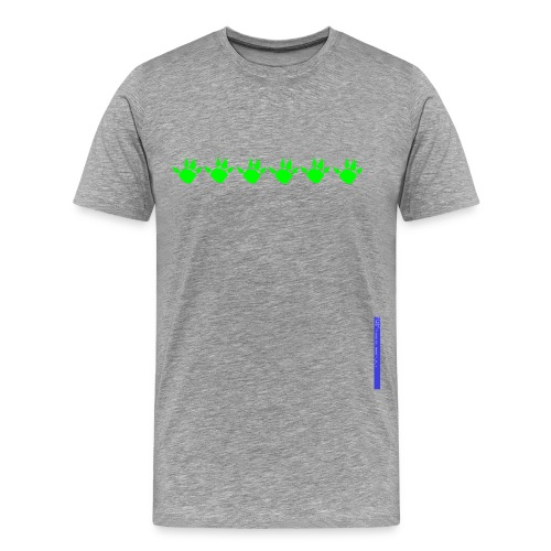 shirt-logo - Men's Premium T-Shirt
