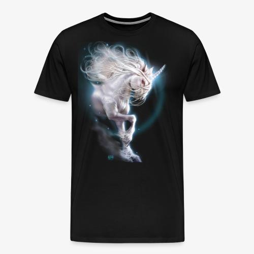 unicorn - Antonello Venditti - Maglietta Premium da uomo