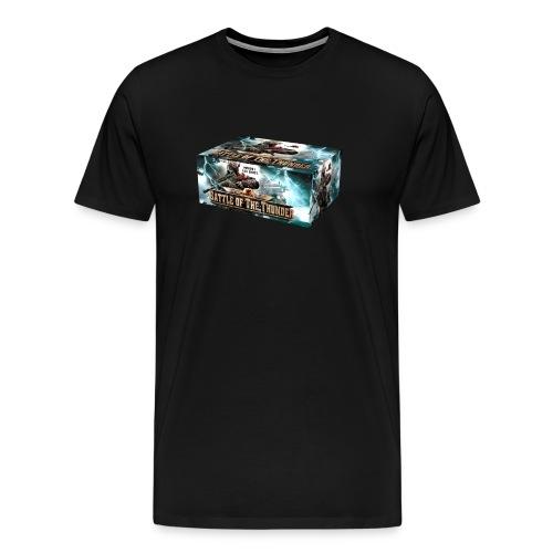 Battle of the Thunder - Männer Premium T-Shirt