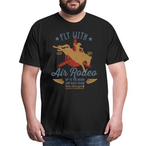 Flieg mit uns - Männer Premium T-Shirt