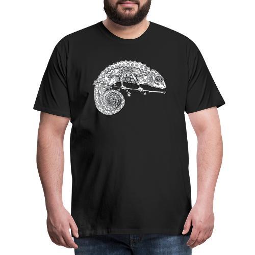 Monsieur Caméléon - T-shirt Premium Homme