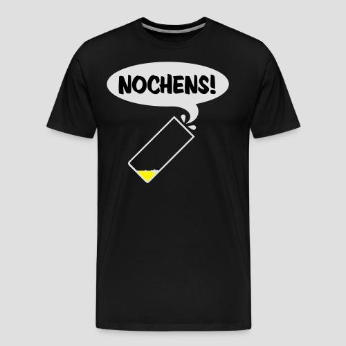 Nochens - Männer Premium T-Shirt