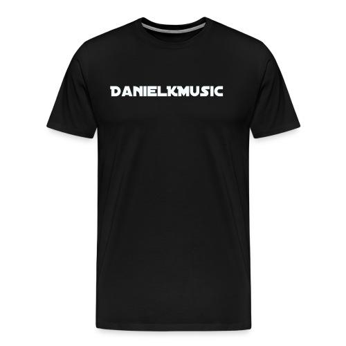 Inscription DanielKMusic - Men's Premium T-Shirt