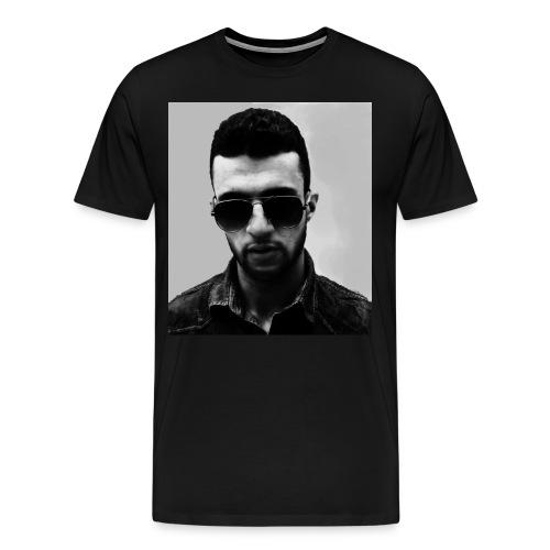 photo profile - T-shirt Premium Homme