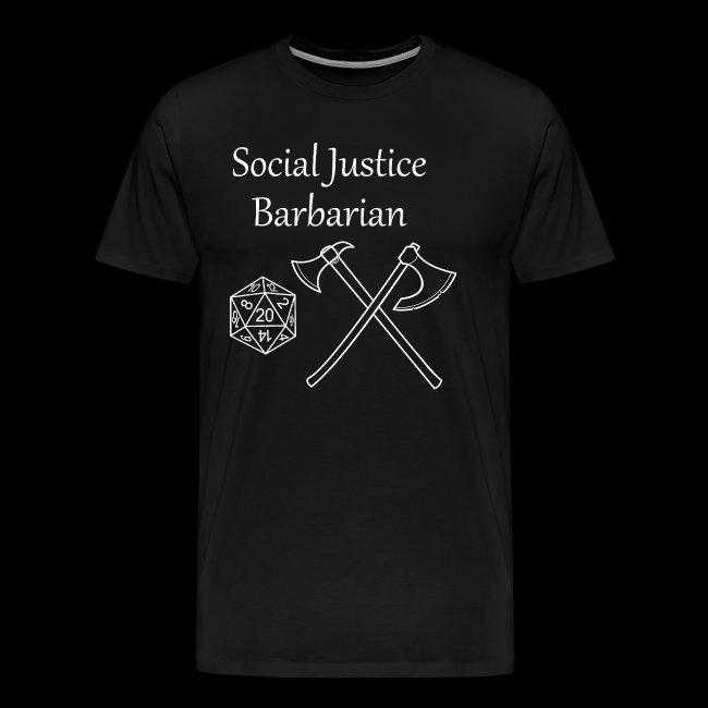 Social Justice Barbarian