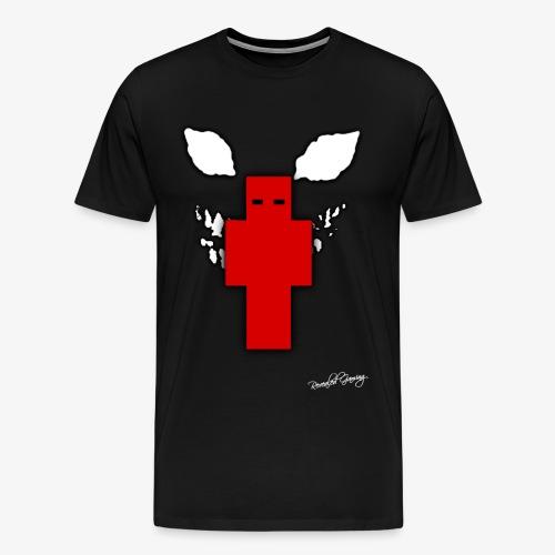 Dark Hunter & Red Sun - Maglietta Premium da uomo