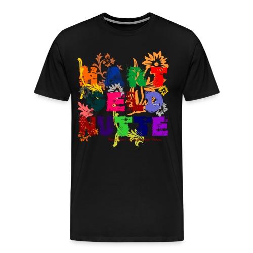 Hartgeldnutte - Männer Premium T-Shirt