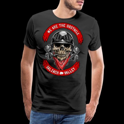 We are the Obstacle - Männer Premium T-Shirt