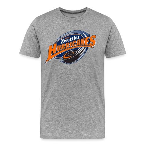 hurricanes logo - Männer Premium T-Shirt