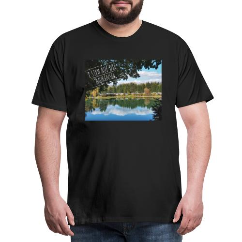 Murinsel - Männer Premium T-Shirt