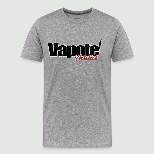 vapote addict - T-shirt Premium Homme