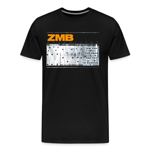 ZMB APOCALYPSE - Männer Premium T-Shirt
