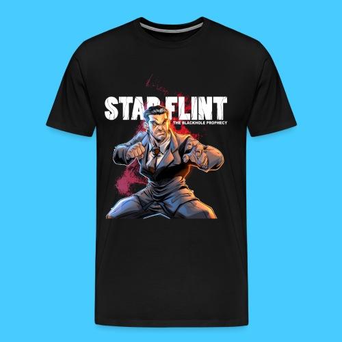 Draco Vargas 2 - T-shirt Premium Homme