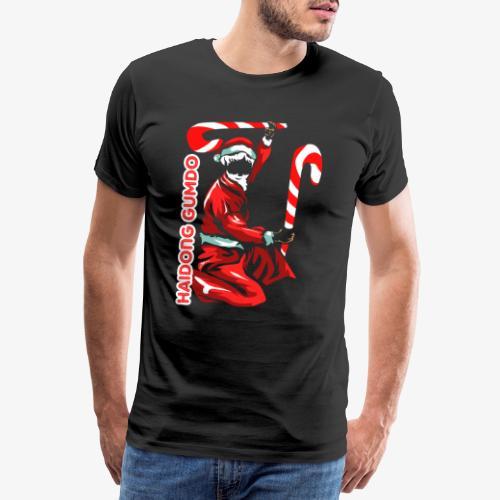 Haidong Gumdo Christmas gift - Men's Premium T-Shirt