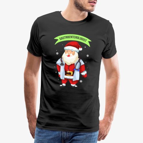 Gastroenterologist Christmas gift - Men's Premium T-Shirt