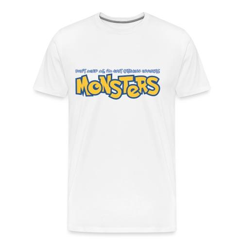 Monsters - Men's Premium T-Shirt