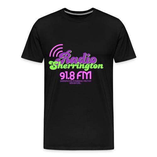 Radio Sherrington 1989 - Men's Premium T-Shirt