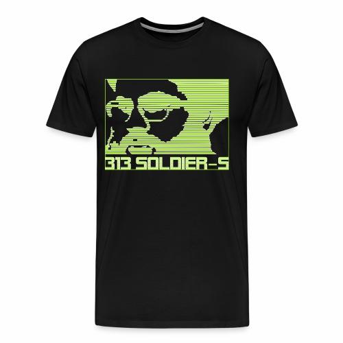 313 SOLDIERS - Männer Premium T-Shirt