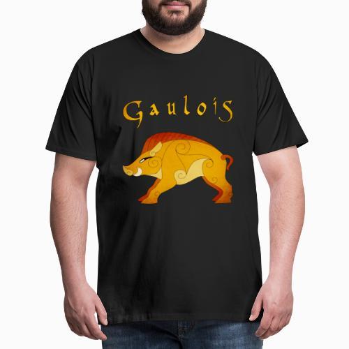Sanglier Gaulois - T-shirt Premium Homme