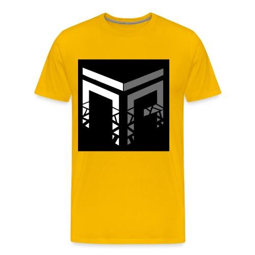 NAYRO SUMMER COLLECTION - Mannen Premium T-shirt