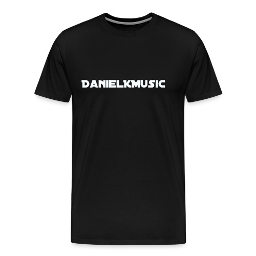 Inscription DanielKMusic - Men's Premium T-Shirt