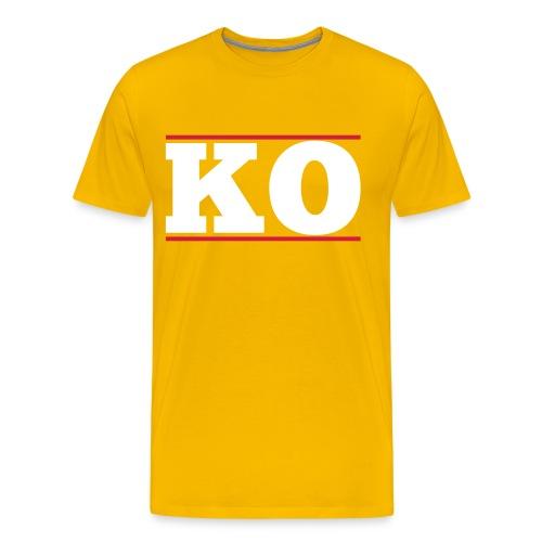 KO - Männer Premium T-Shirt