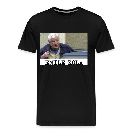 EMILE ZOLA - T-shirt Premium Homme