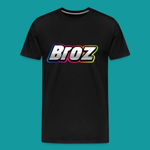 Broz - Mannen Premium T-shirt