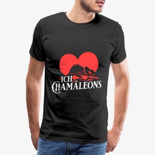 chameleon - Men's Premium T-Shirt