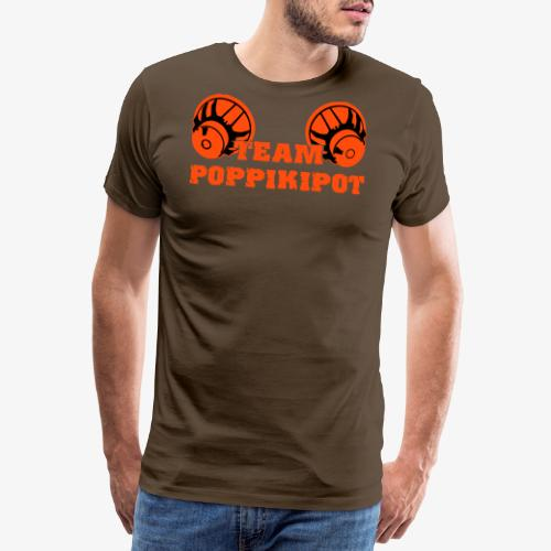 team poppikipot - Men's Premium T-Shirt