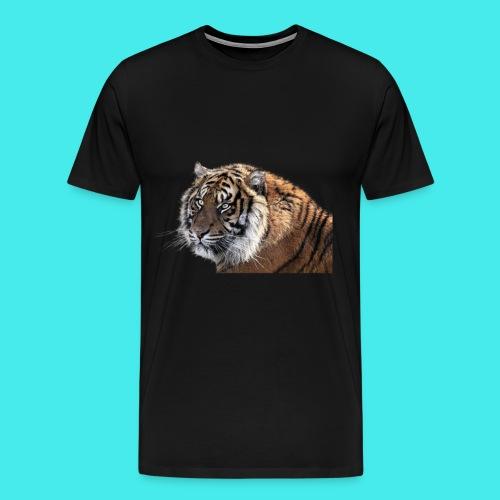 tigre du bengal - T-shirt Premium Homme