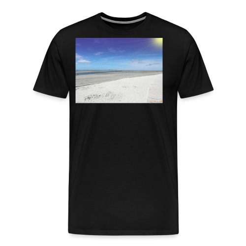 The Beach- La plage - T-shirt Premium Homme