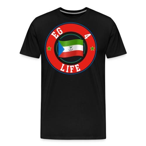 Diseño EG 4 LIFE - Camiseta premium hombre