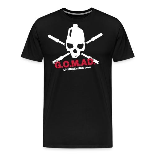 gomad - Men's Premium T-Shirt