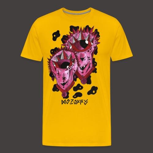 Gemeaux original - T-shirt Premium Homme