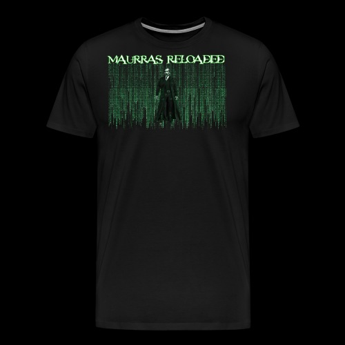 Maurra matrix - T-shirt Premium Homme