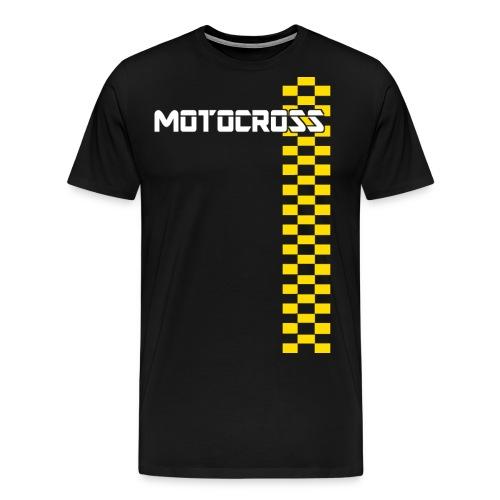 motocross - T-shirt Premium Homme