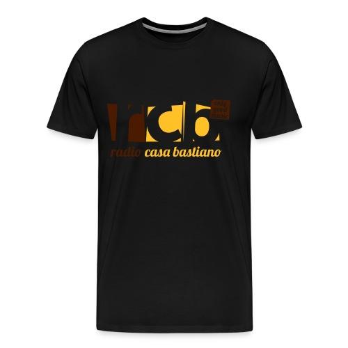 logo rcb copia2 - Maglietta Premium da uomo